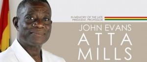 John Atta Mills Anniversary