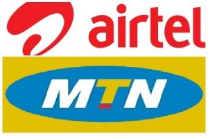 airtel & mtn logo