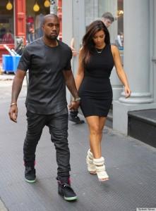 Kim and Kanye Set For Secret Wedding